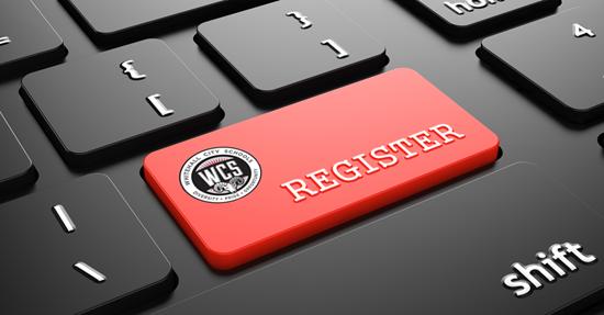 NEW student online enrollment portal now live
