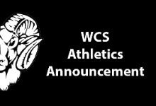 WCS Athletic Announcement