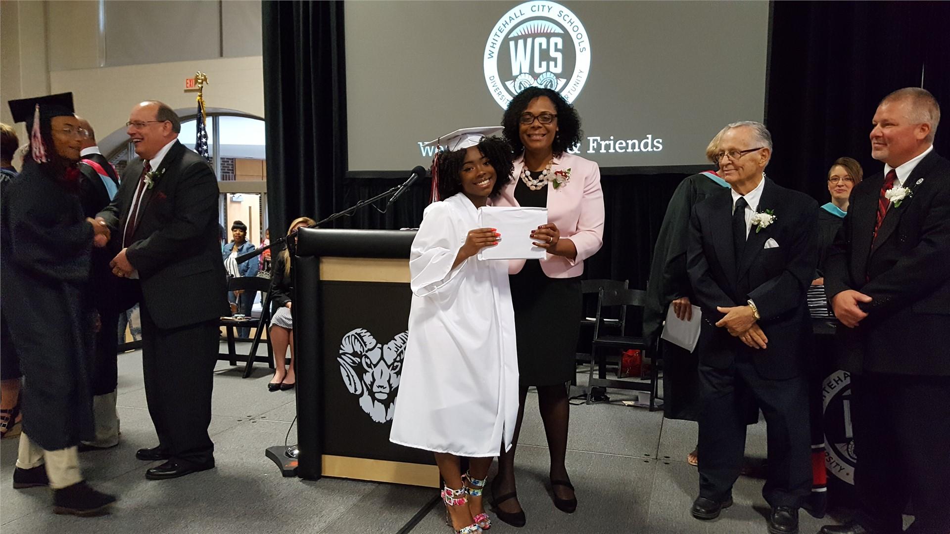WYHS Class of 2017