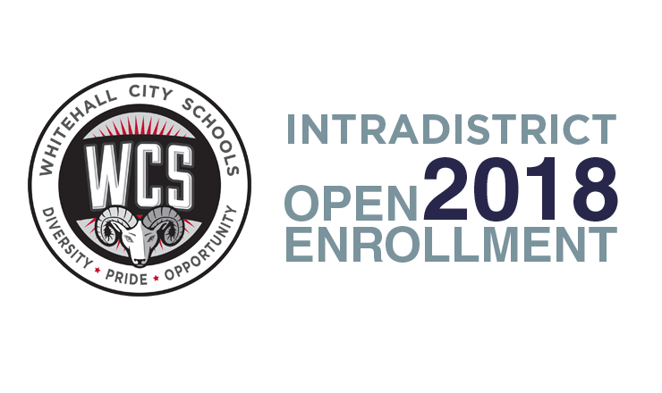 2018 WCS Intradistrict Open Enrollment