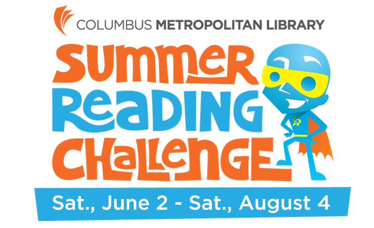 Columbus Metropolitan Library Summer Reading Challenge