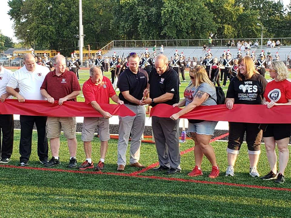 WYHS Field Dedication Ceremony