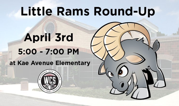 Little Rams Round-Up