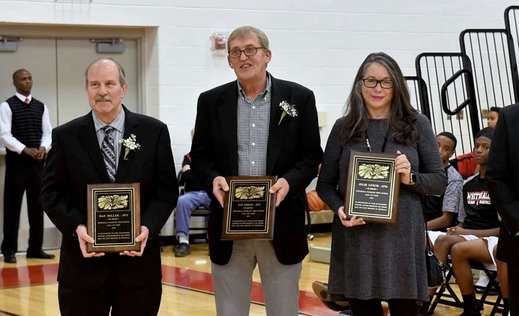 2018 WYHS Hall of Fame Class