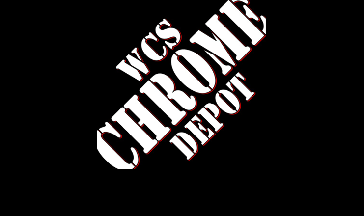 WCS Chrome Depot Logo