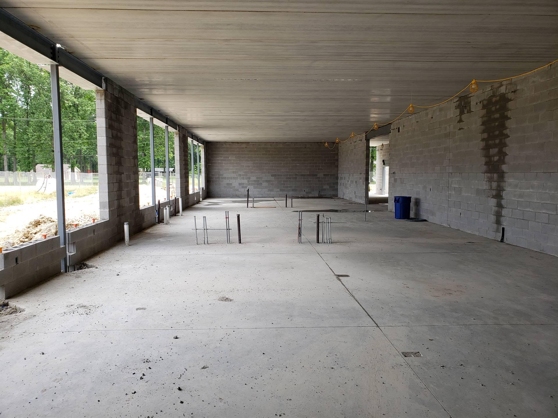 Rosemore Wing Update