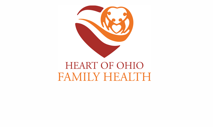 Heart of Ohio Family Health Logo