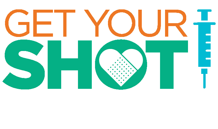 Get your shot graphic
