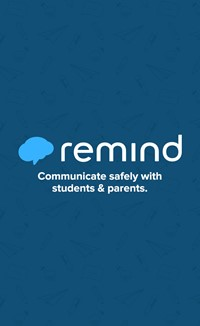 Download the Remind app!