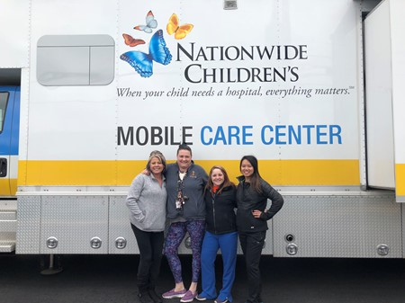 Nationwide Children's Hospital Mobile Clinic